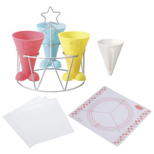 Kai Chuboos Cone Cup Maker FP-5224