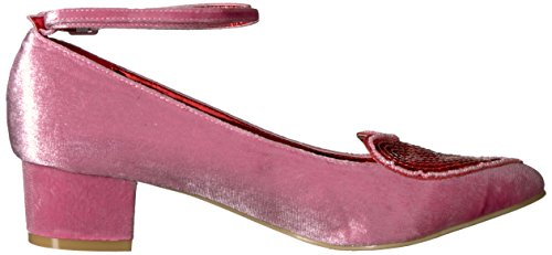 Fist Iron Shoe Turkish Pink Women's Court Delight 0O48q
