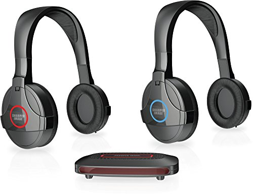 Sharper Image SHP922-2GB Wireless RF Headphones for TV