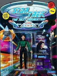 ander Deanna Troi in 6th Season Uniform - Star Trek: The Next Generation (Star Trek Generations Uniform)