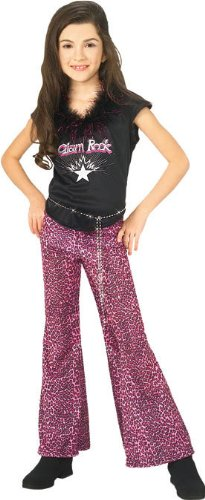 Glam Rock Costumes For Womens (Glam Rock Diva Costume - Child Small)