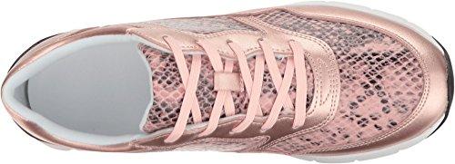 Drew Womens Vivid Pink Snake ZFqyQYh