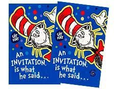 Dr. Seuss CAT in the HAT Package 8