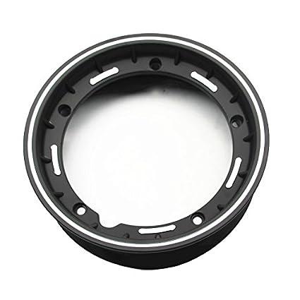 Yiwa cerchione in Alluminio per Vespa PX 125 150 200 LML Star T5 Rally 25,4 cm