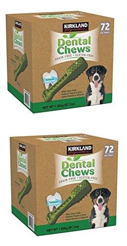 Kirkland Signature Dental Chews (2)