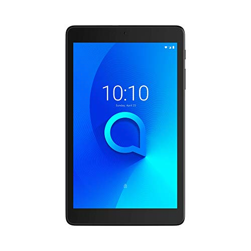 Alcatel 3T8 Tablet with Google Voice Assistant 2020 (8inch, 2GB+32GB, Wi-Fi + 4G Calling, Android 10, Type C Charging…