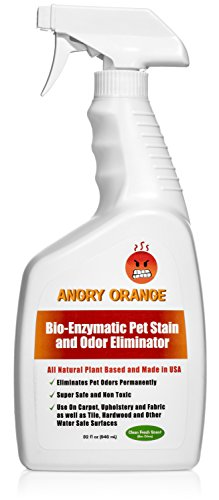 Angry-Orange-Best-Enzyme-Pet-Odor-Eliminator-And-Stain-Remover-To-Destroy-Cat-And-Dog-Urine-32oz-Spray-Bottle-Fresh-Non-Citrus-Scent