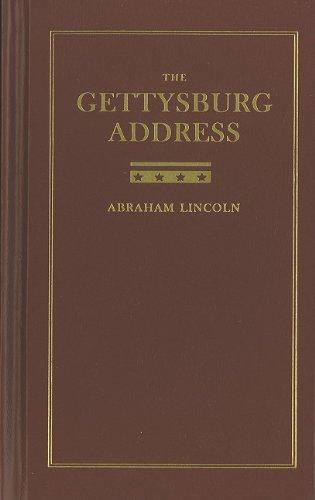 Gettysburg Address (Little Books of Wisdom)