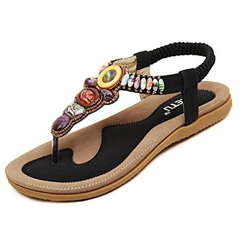 Glitter Thong Sandal - 4
