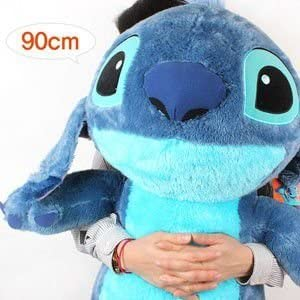 Flounder Stuffed Animal, Amazon Com Disney Disney Stitch Stitch Giant Stuffed Doll 90cm Parallel Import Goods Toys Games