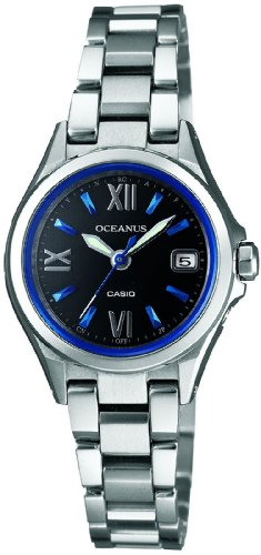 Casio Oceanus Tough Solar Radio Clock OCW-70J-1AJF Ladies Watch Japan import