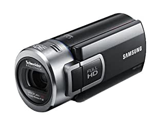 "Samsung HMX-Q20BP - Videocámara (CMOS, 5.1 MP, 1/0.157 mm (1/4""), 20x, 40x, 2.6 - 52 mm) Negro"