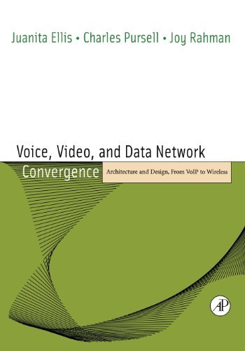 Download Voice, Video, and Data Network Convergence: Architecture and Design, From VoIP to Wireless Pdf