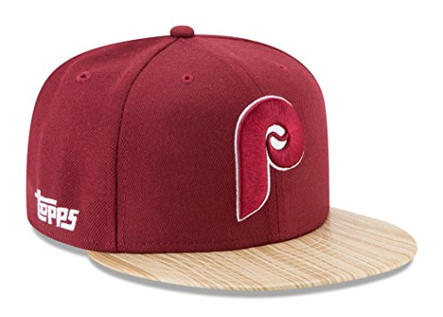 Philadelphia Phillies New Era 9FIFTY MLB Cooperstown