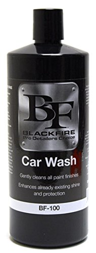 Blackfire Pro Detailers Choice BF-100 Car Wash, 32 oz.