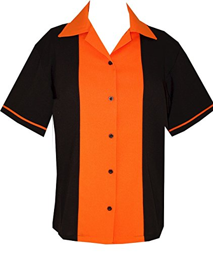 Classic 50's Retro Shirt (Kids Retro Bowling Shirt ~ 50's Classic 3 Colors, Youth and Child Sizes)