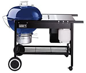 weber 825020 22 performer charcoal grill with. Black Bedroom Furniture Sets. Home Design Ideas