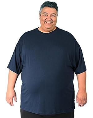 Men's Crew Neck Bamboo Short-Sleeve T-Shirt