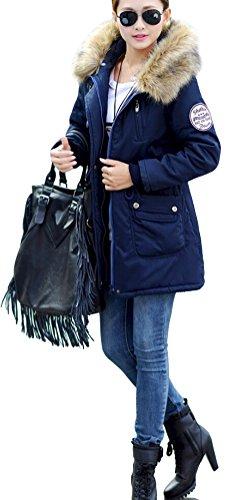 Automne Jacket Parka Manteau Veste Ghope Femme Hiver Fille Court xPnzz6