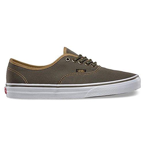 [Vans Surplus Authentic Sneaker Butternut/Olive 8 M US Men / 9.5 M US Women] (Van Nut)