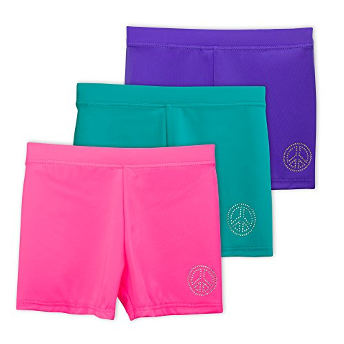 Most Popular Girls Dance Shorts
