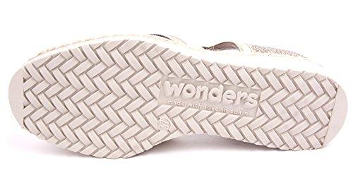 Wonders Sandalen c-3611 gold