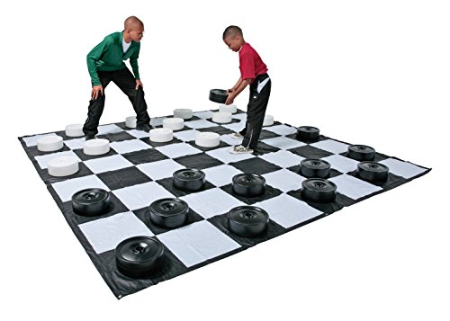 DOM Giant Vinyl Mat for Chess or Checkers