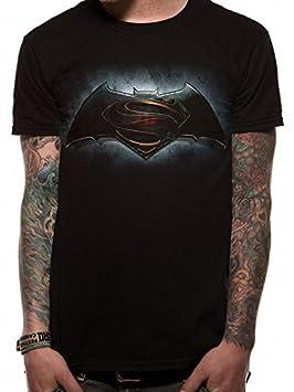 Cid Batman Vs Superman-Logo T T-Shirt Homme
