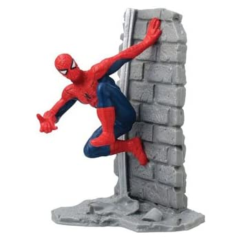 Marvel Spider-Man Collectible Action Figure