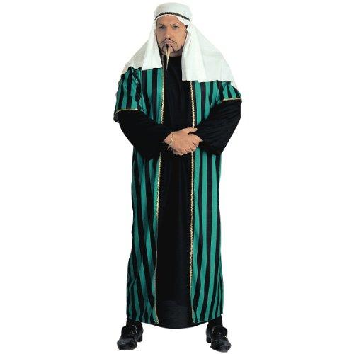 Rubie's Plus-Size Costume Arab Sheik Costume, Black, Plus