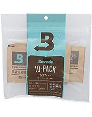 Boveda Humidipak 8 g (Mediano) Paquete de 10 2 vías Control de Humedad