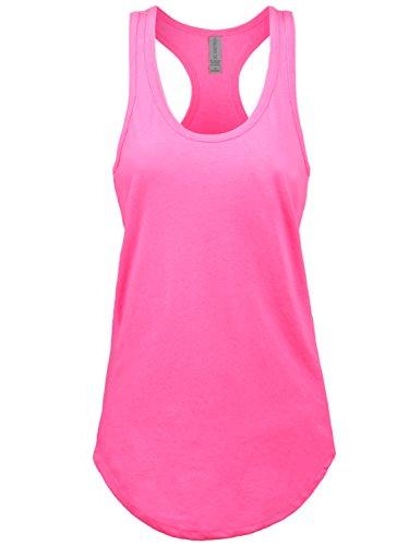 Pink Tank Top Shirt - 6