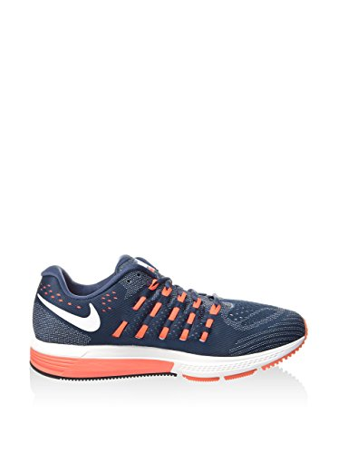 Nike Men's Air Zoom Vomero 11 Running Shoes Grey/White/Orange for sale buy authentic online qGZjVuR