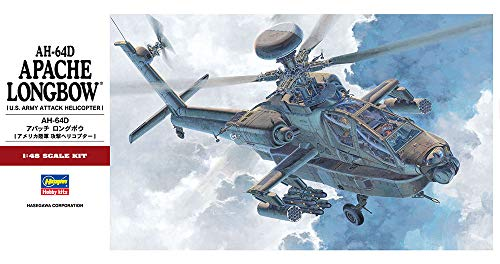 Hasegawa 1/48 AH-64D Apache Longbow