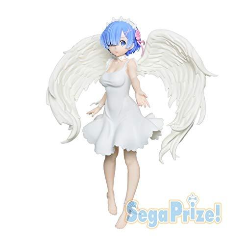 Sega Re:Zero -Starting Life in Another World: Rem Limited Premium Figure (Oni Tenshi Version)