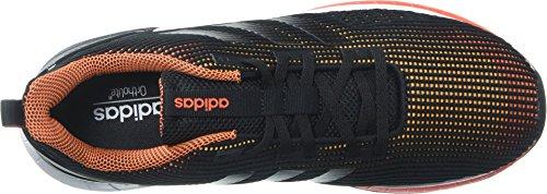 Adidas Men's Questar Tnd, Core Black/Core Black/Hi-Res Orange, 8.5 Medium US