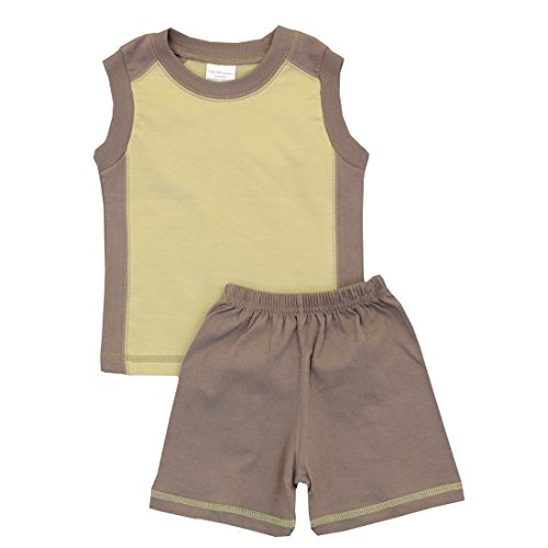 pam-gm-little-boys-short-set-sleeveless-top-brown-size-6x-7-years