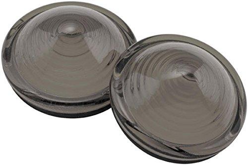 Auto Gem AG632-659 Glass Bullseye Lens - Smoke ()