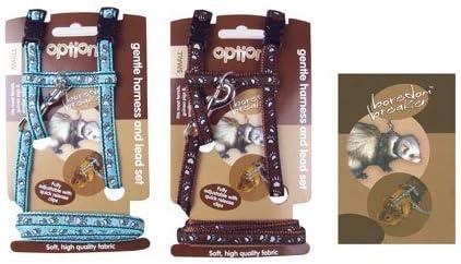 Opciones (Boredom Breakers) suave arnés y plomo Set para los ...