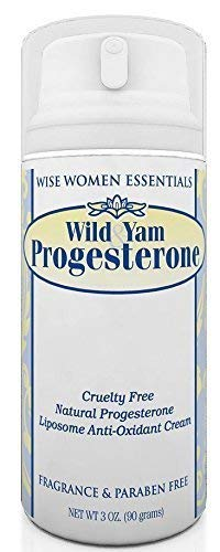 Wise Women Essentials, Wild Yam Progest, 3 Ounce
