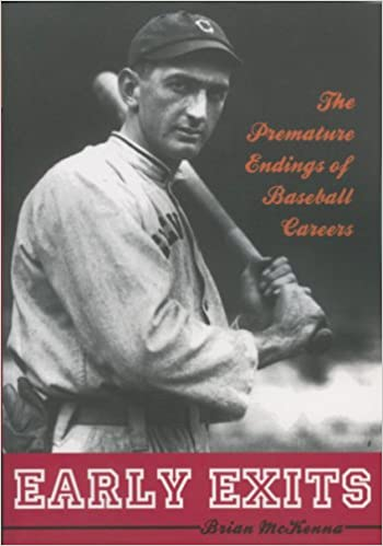 Book Early Exits: The Premature Endings of Baseball Careers