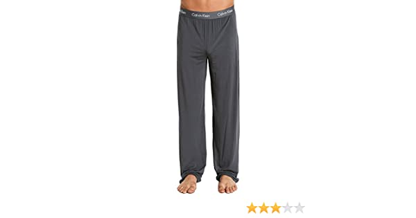 Calvin Klein Underwear Mens Micro Modal Pant Mink Pajama Bottoms S (28