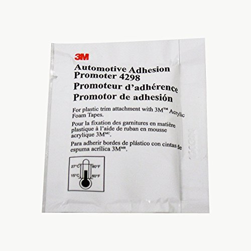 3M 4298 Adhesion Promoter, Sponge Applicator