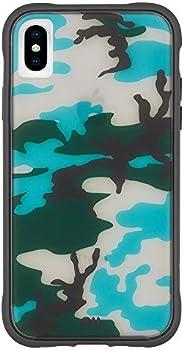 "Case-Mate - iPhone Xs Max Camo Case - Tough - iPhone 6.5"" - Camo (CM03"