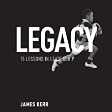 Legacy Audiobook by James Kerr Narrated by Saul Reichlin