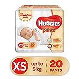 Huggies Ultra Soft XS Size Diaper Pants (20 Count)