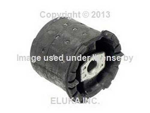 (BMW OEM REAR AXLE CARRIER RUBBER MOUNTING Subframe Mount E53 X5 3.0i X5 4.4i X5 4.6is X5 4.8is)