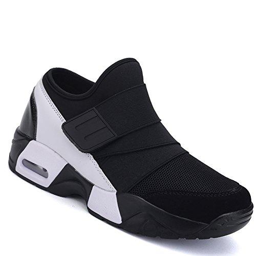 Lacet Chaussure Running Baskets Chic Sneakers Gym Adultes De Sans Rosegal Multisport Sport Basket Air Noir Entraînement Mixtes Fitness Homme Compétition Respirant wTxz6qI
