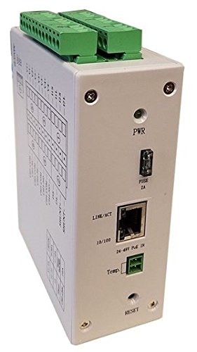 Tycon Power Systems - TPDIN-MONITOR-WEB2 - PowerSens Web Remote Monitor Control by Tycon