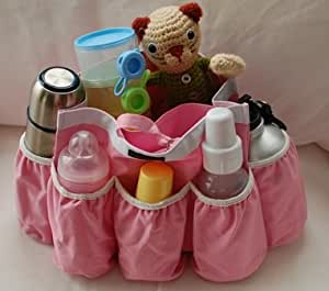 Diaper Bag Insert (Pink)